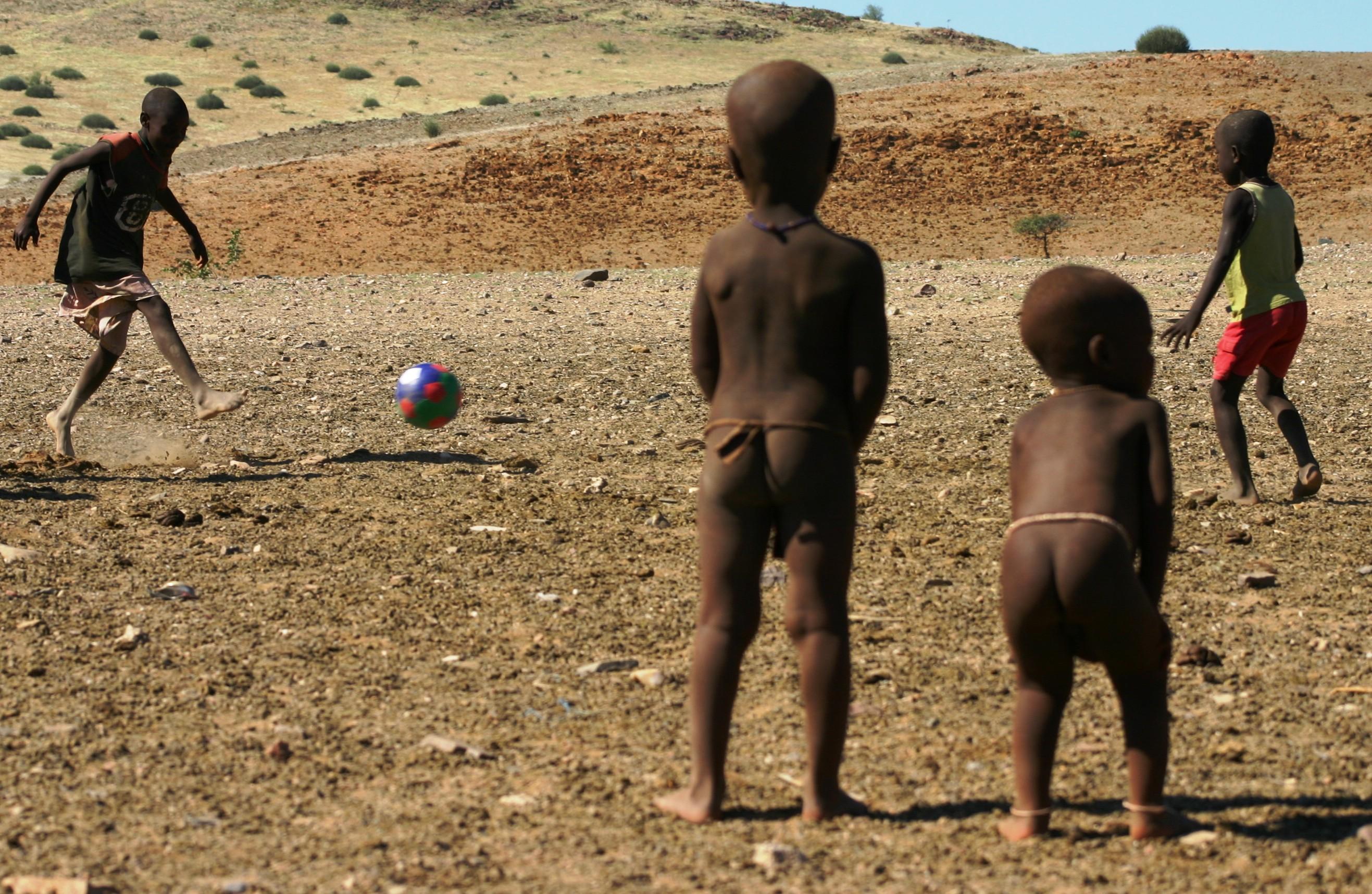 Kunene region football match