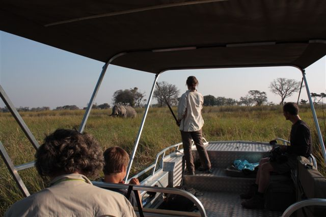 Pride of Africa boat safaris