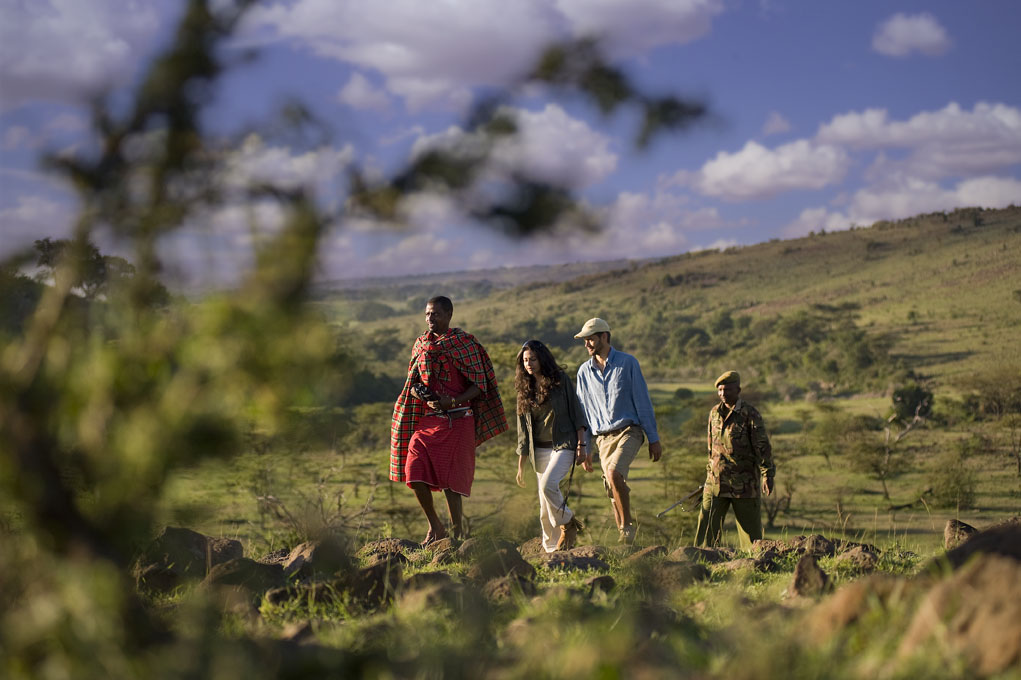 Kicheche Mara Camp Guided Walks