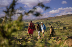 Kicheche Mara Camp Guided Walks