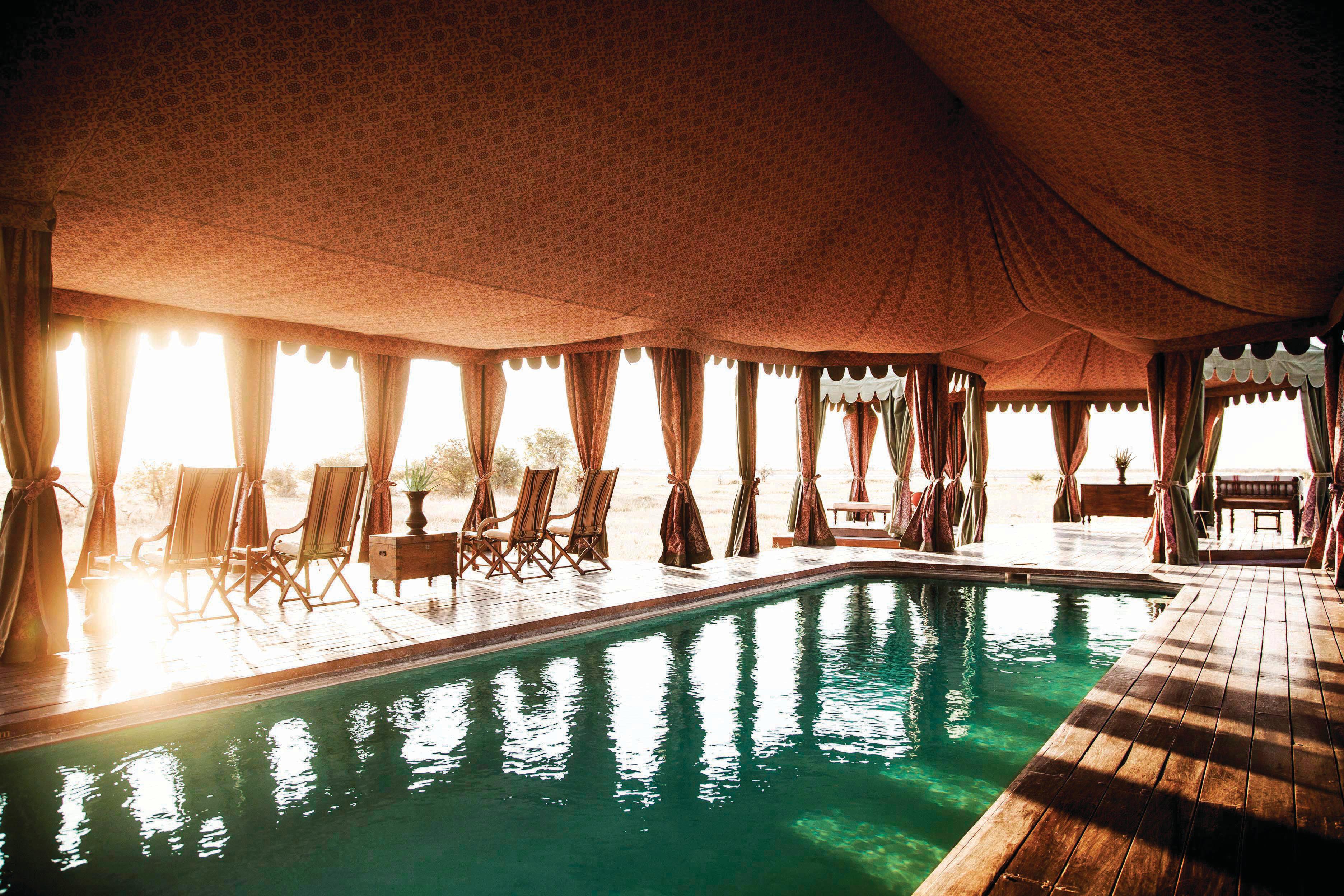 Jack's Camp Pool
