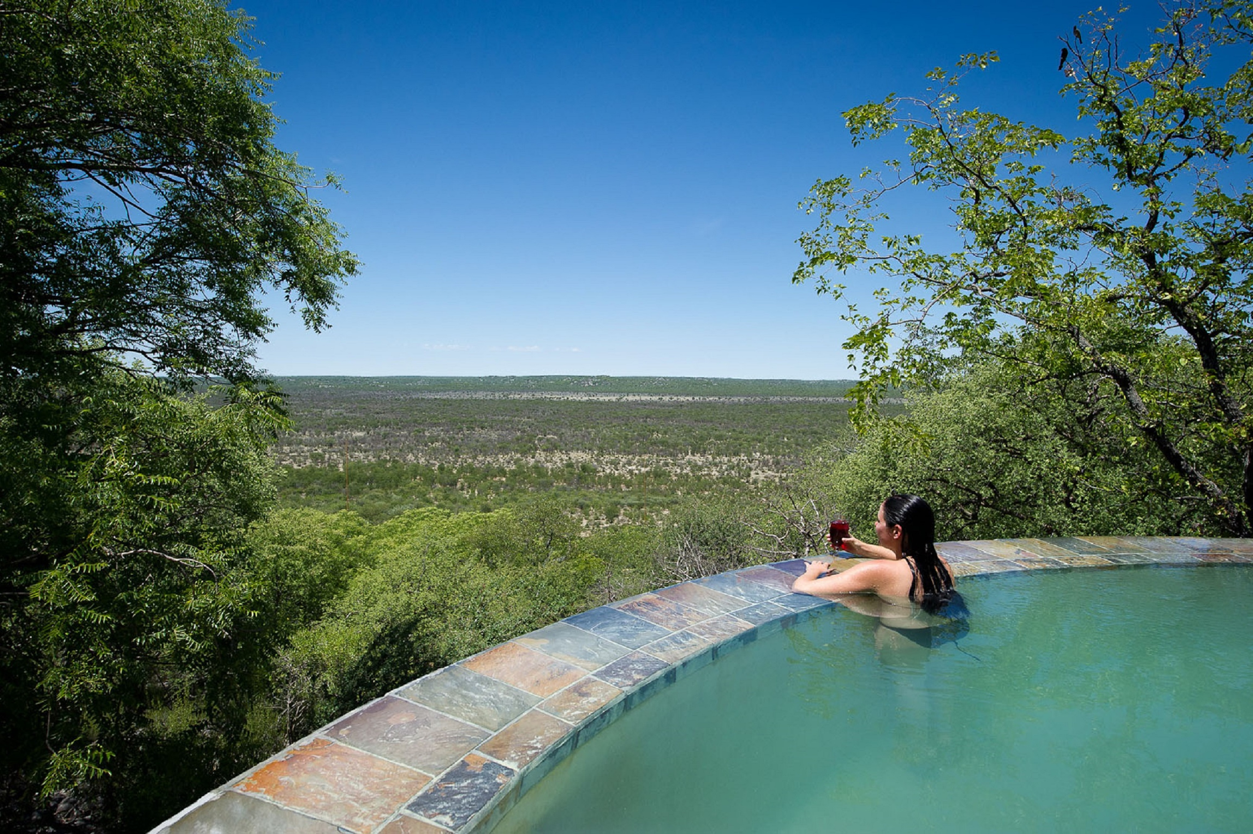 Little Ongava Pool View