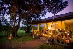 Mara Camp Main Tent