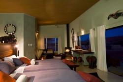 Bush Camp honeymoon suite