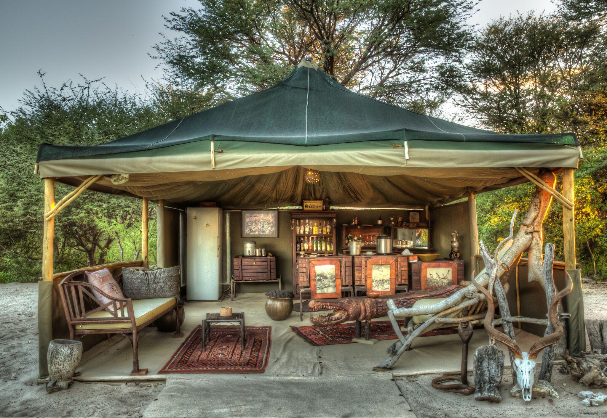 Meno a Kwena Tent