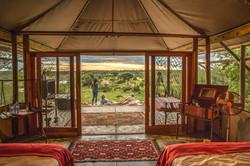 Meno a Kwena Room View