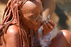 Himba mother