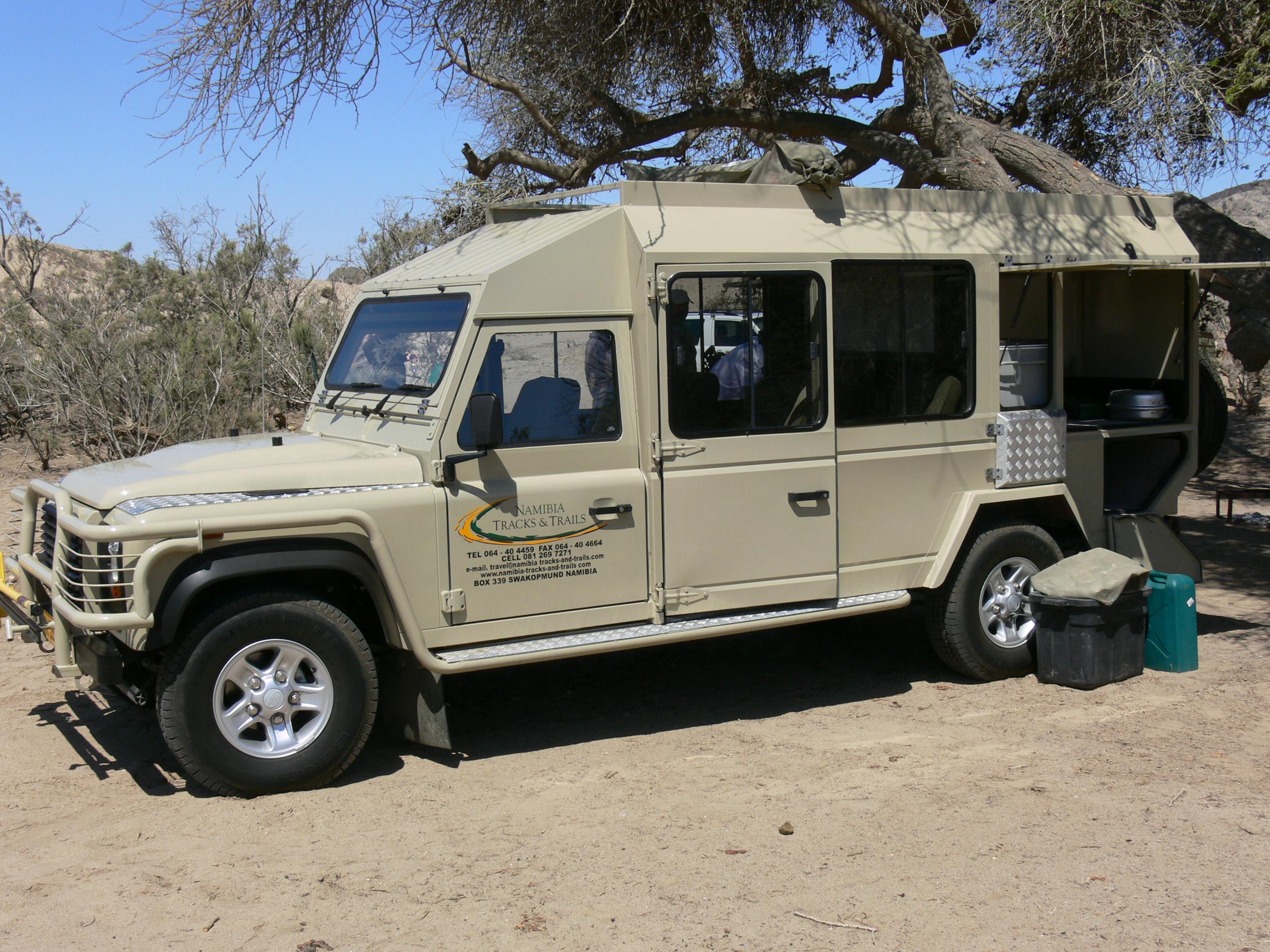 Namibia Tracks & Trails