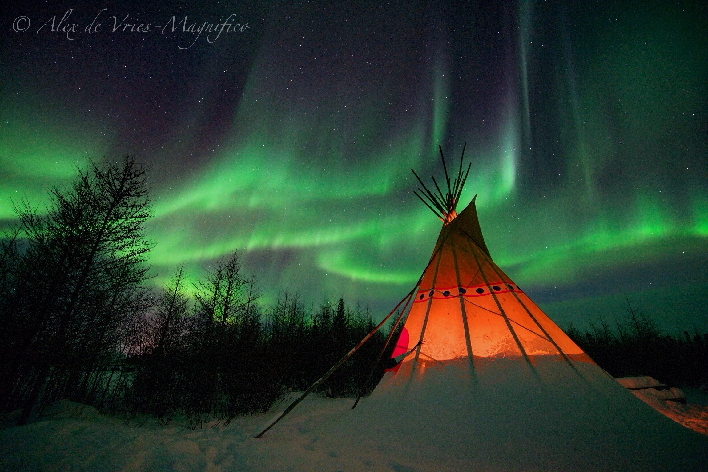 Nathab Churchill northern lights (2)