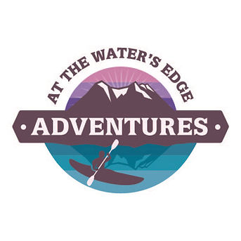 At the Water's Edge Adventures Logo - Pr
