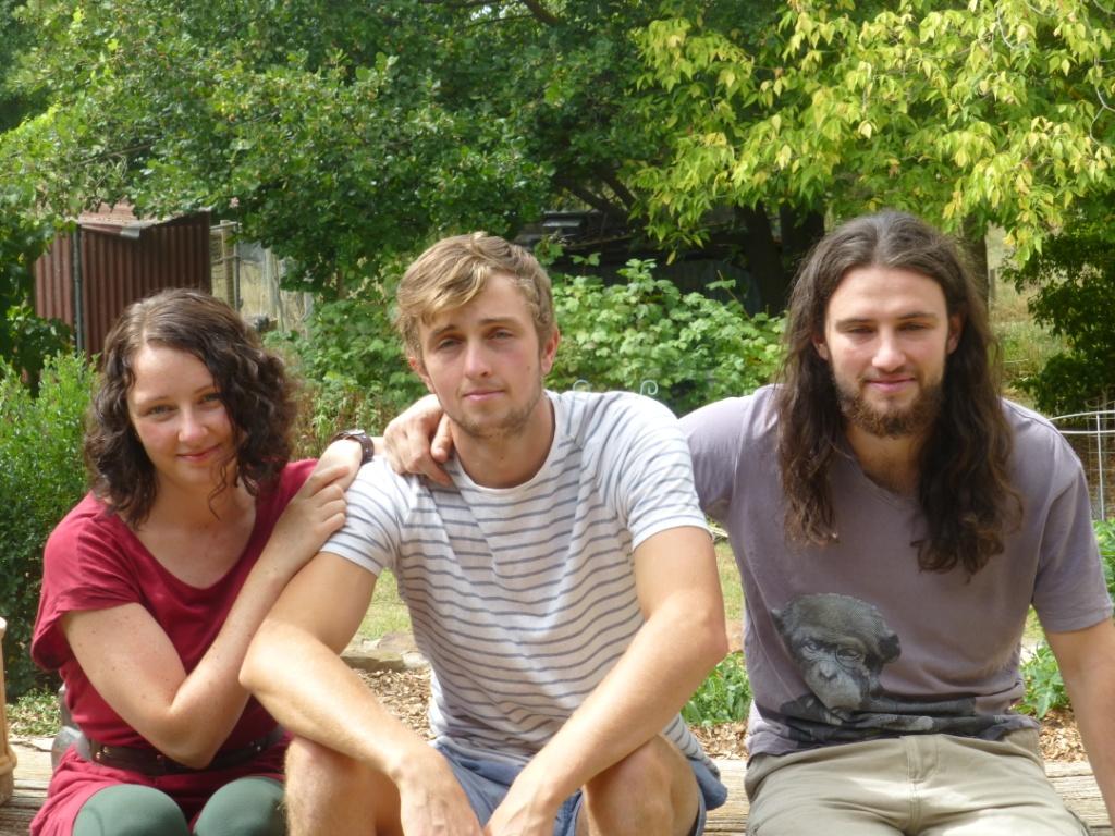The dynamic trio