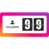 Instagram Official Counter