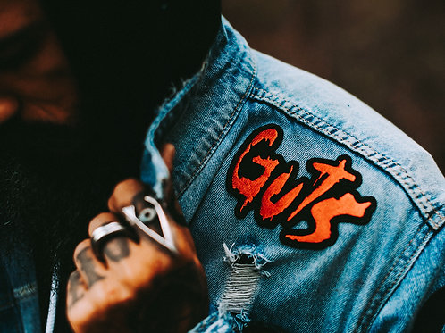 GUTS Patch