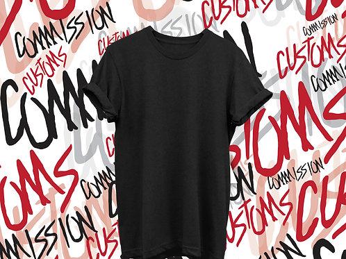 Custom Shirt-SS-
