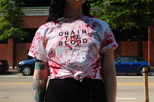 Drain The Blood