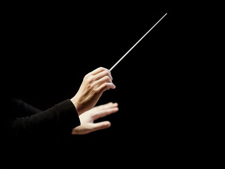 How agile coaching resembles conducting an orchestra