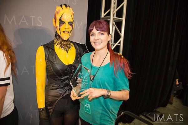 IMATS Vancouver 2016 winner