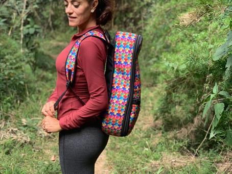 Qual a sua escolha para bolsa de treino, mochilas?