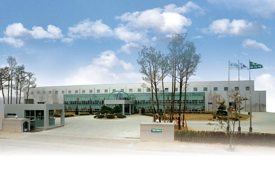 SAM Üretim Tesisleri ve Teknoloji Merkezi