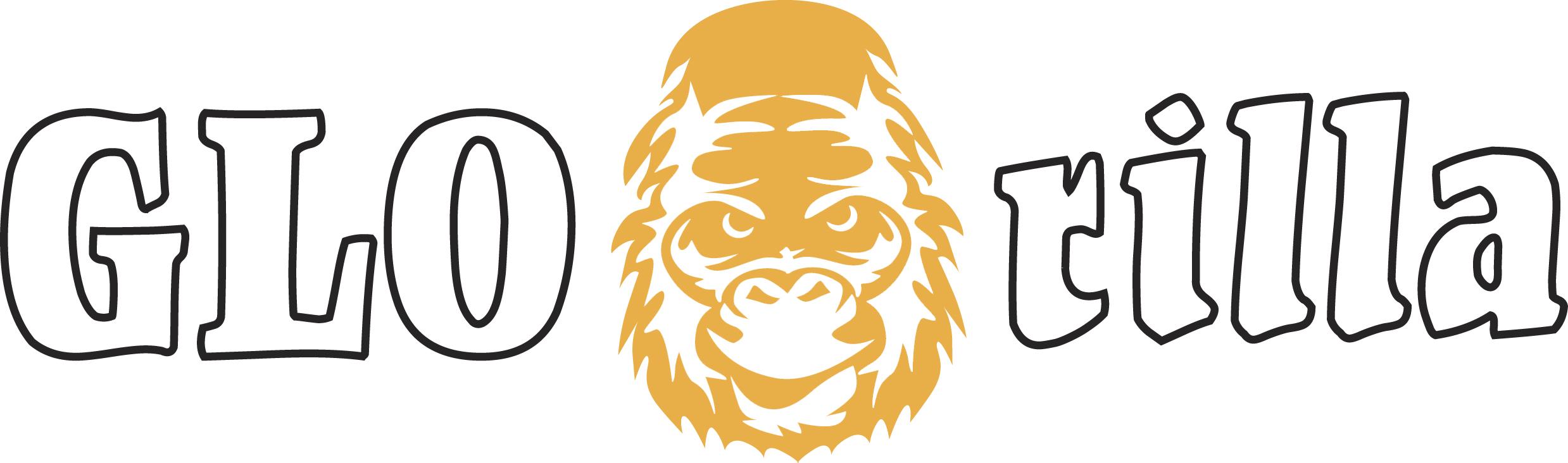 GLO-rilla logo