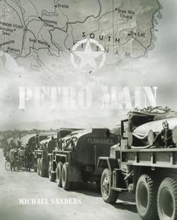 Petro Main book cover design