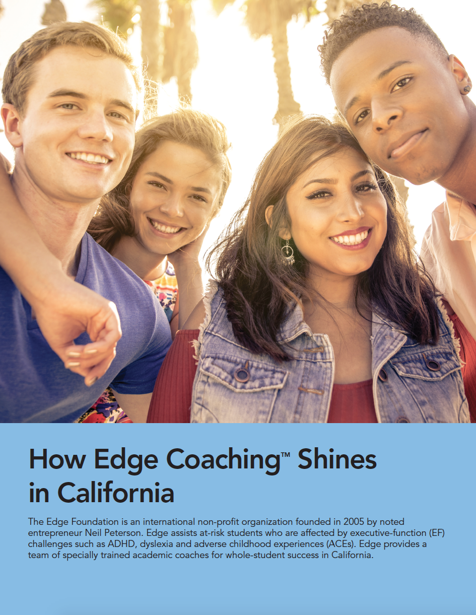 Edge Coaching brochure