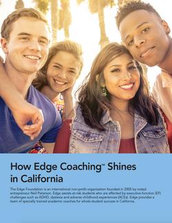 Edge Coaching brochure