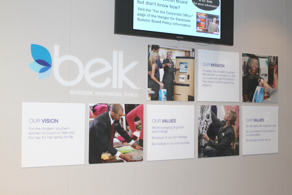 Belk, Inc. Corporate Visuals