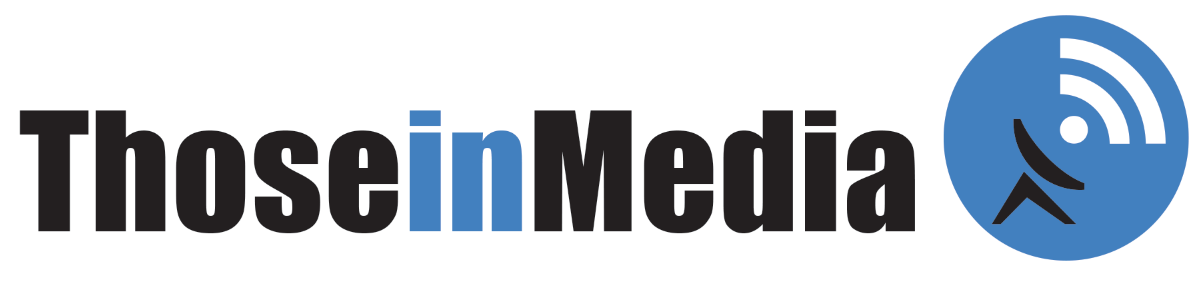Those In Media logo