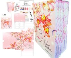 Coastal Scents package design