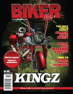 Bike Life magazine