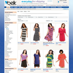 Belk.com, E-Commerce
