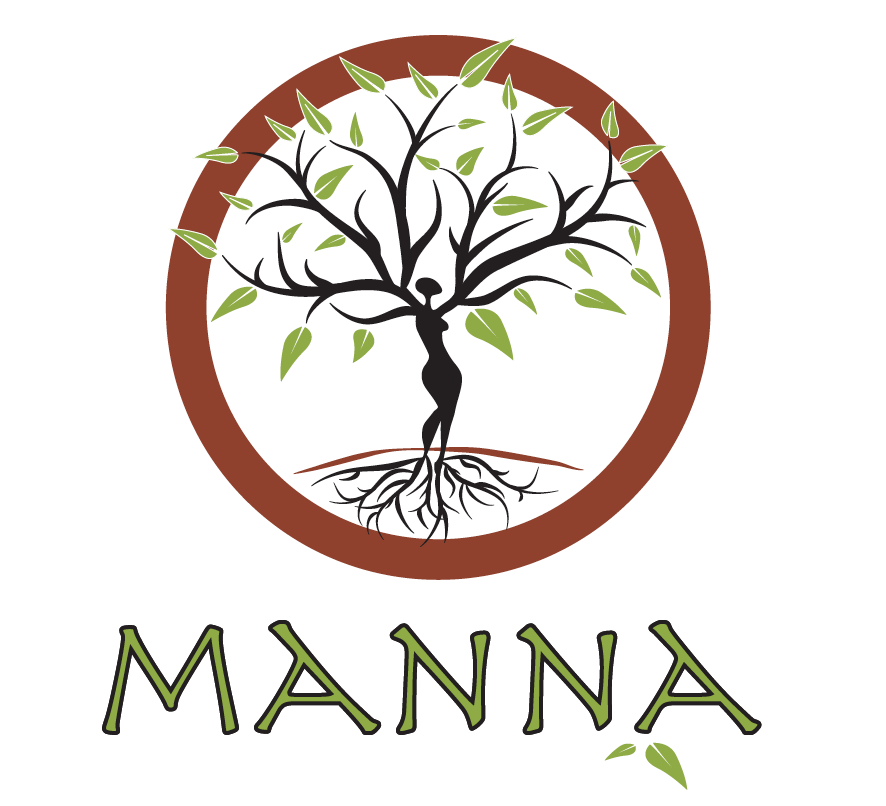 Manna Natural products logo