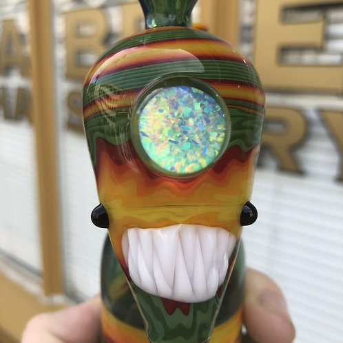 Wig-Wag Double Cycler by Kahuna Glass Art