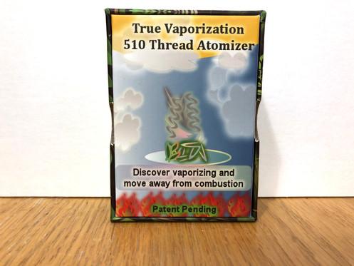 Divine Crossing v2 Dry Herb Atomizer