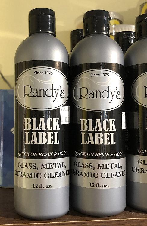 Randy's Black Label 12oz