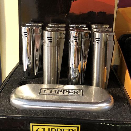 Clipper Metal Jet Lighter