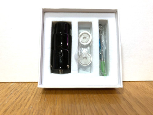 Divine Crossing v3 Concentrate Atomizer