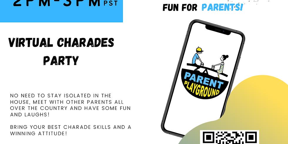 Virtual Charades Party