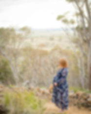 Katie-Phillips-Maternity Portrait-Cooma,