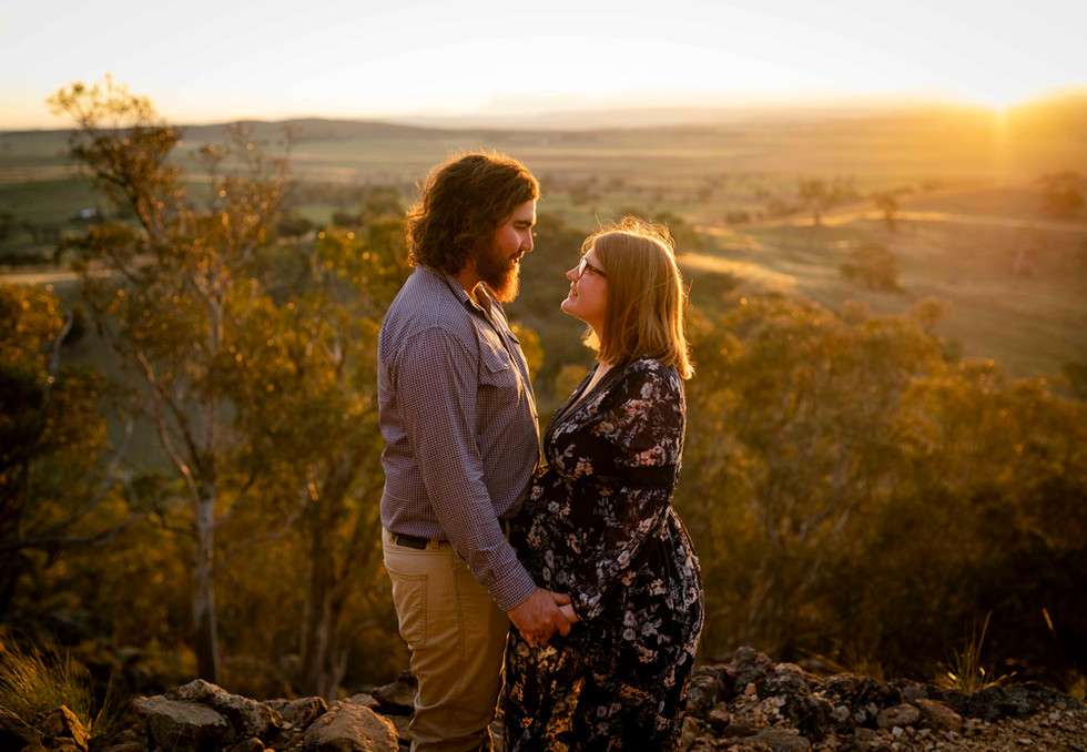 Katie Phillips Photography, Maternity Portrait Photography, Cooma, Canberra, NSW