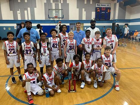 5th grade champs 18th southeast champion