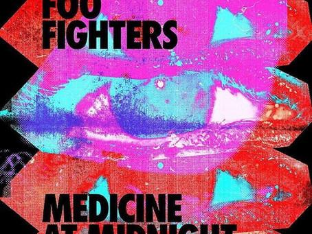 Foo Fighters med nytt album, singel ute nå