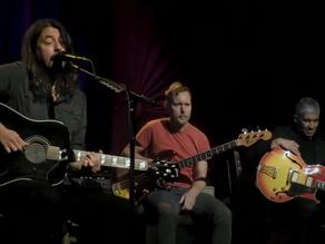 Foo Fighters Live Fra #SOSFEST