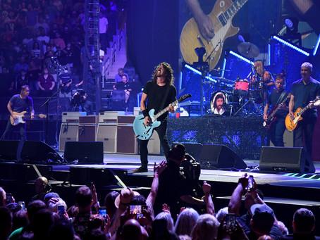 Mark Ronson Tukler Med Foo Fighters