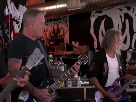 Metallica med låt til Blizzcon