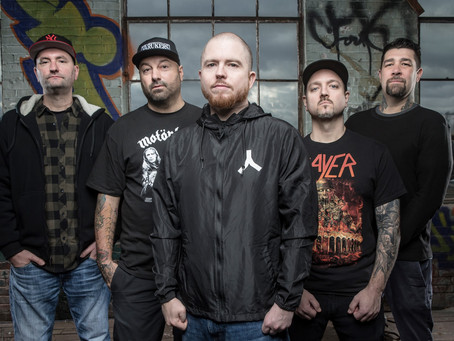 Hatebreed med lyric-video