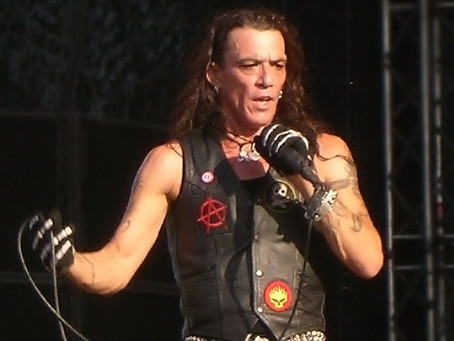 Stephen Pearcy annonserer doku-serie