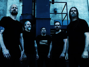 Meshuggah jobber hardt i kulissene