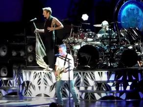 Se Van Halen sin siste konsert.